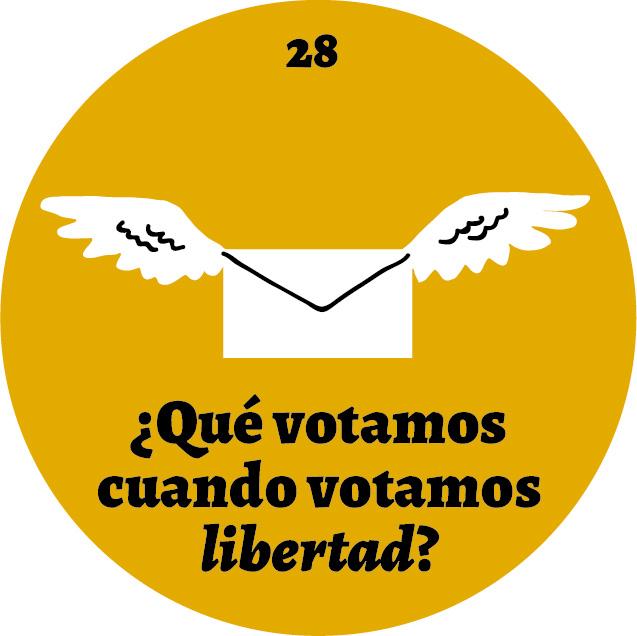 El Panóptico 28 La libertad