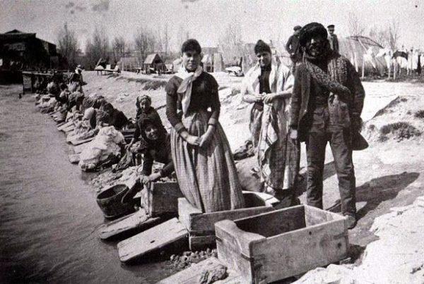 Las lavanderas Manzanares final
