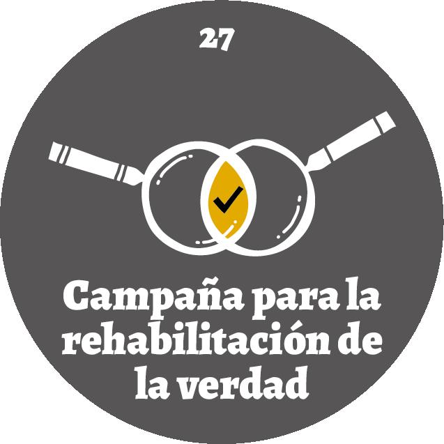 El panoptico 27 campaña de rehabilitacion de la verdad