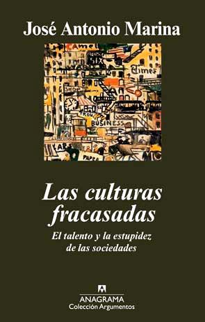 Libro Las culturas fracasadas