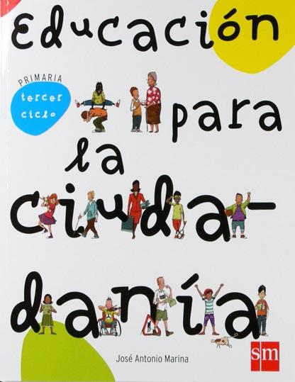 Libro Educación para la ciudadanía.Primaria