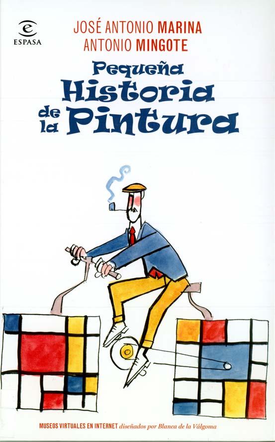 Libro Pequeña historia de la pintura