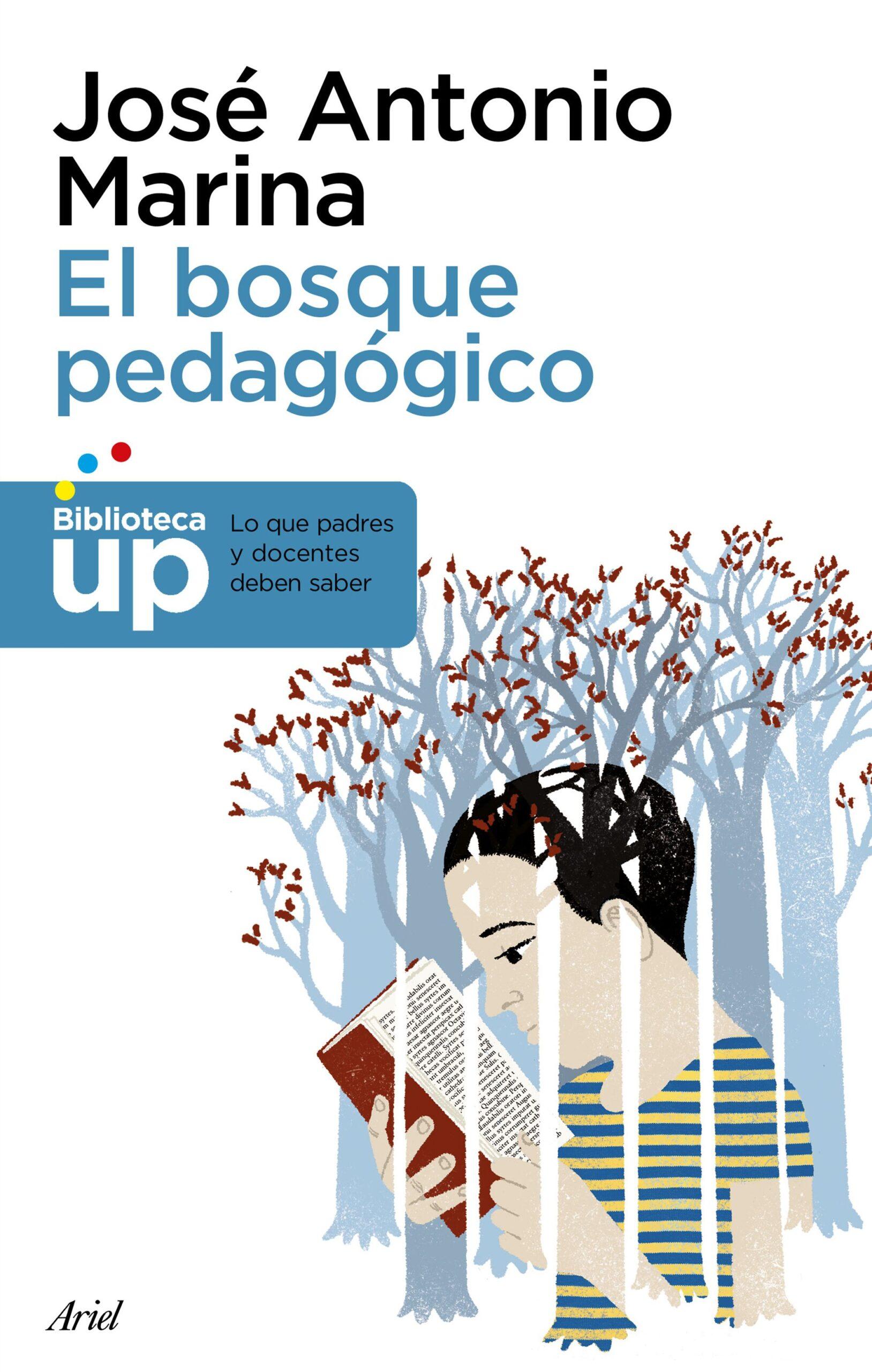 Libro El bosque pedagógico